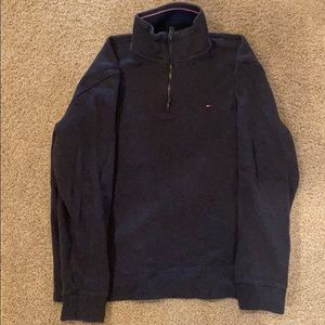 Tommy Hilfiger QuarterZip Sweater
